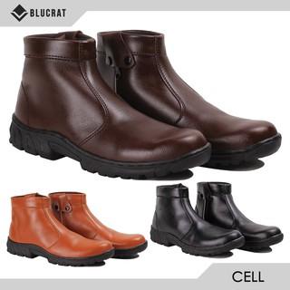 Original Caterpillar Men Work Genuine Leather Boot Shoes 10169 ... 99e1119a7f