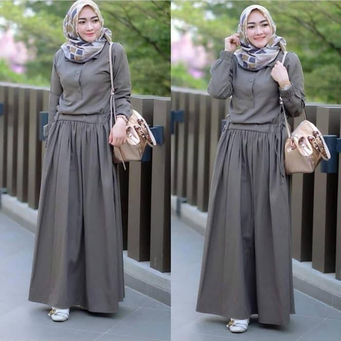Fashion Muslimah Terbaru 2020
