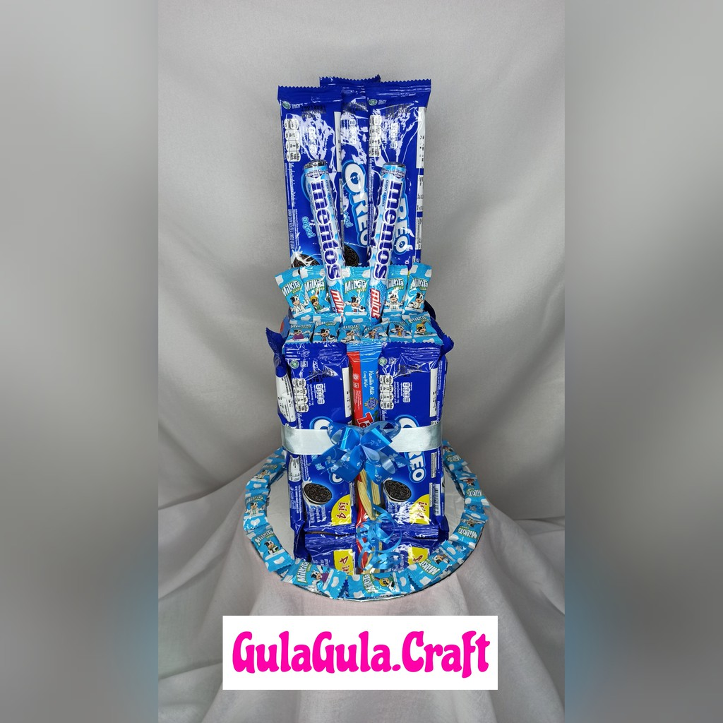 Snack Tower Oreo