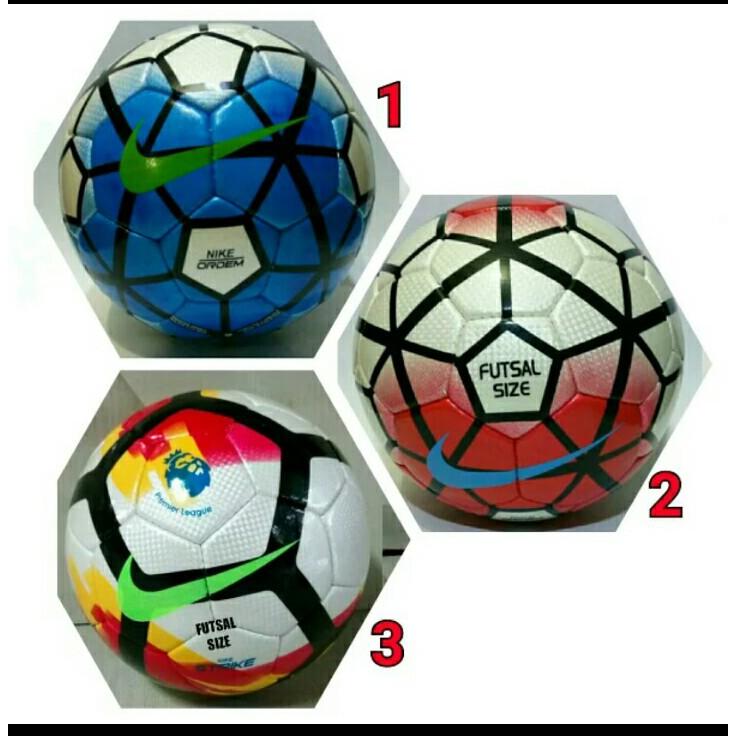 8c321dbd96 Bola Futsal Nike Menor X Ball Wolf Grey Orange SC3039-012 Original BNWT