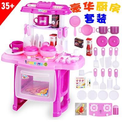 Barang Import Ire Mainan Masak Masakan Edukasi Edukatif Anak Barbie Kichen Set High Shopee Indonesia