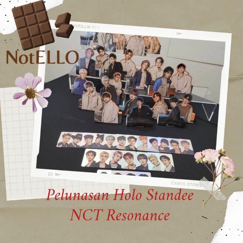 [PELUNASAN] NCT HOLO STANDEE RESONANCE PT1 [2]