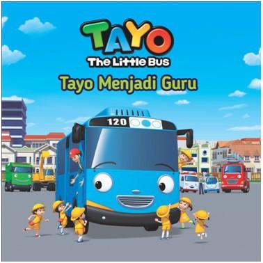 Seri Tayo Si Bus Kecil Tayo Menjadi Guru Shopee Indonesia