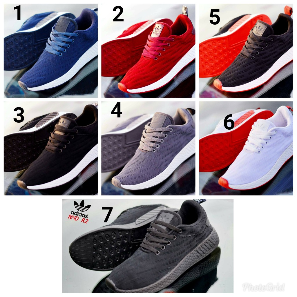 Sepatu Casual Pria Black Master Ozil 39 43 Slip On Salo Kasual Denim Coklat Santai Wakai Shopee Indonesia