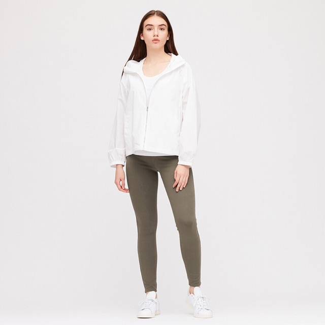 Uniqlo Women Celana Legging Ultra Stretch Shopee Indonesia