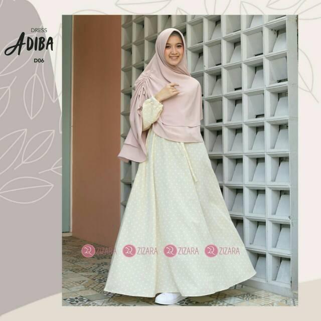 Gamis Zizara Temukan Harga Dan Penawaran Dress Muslim Online