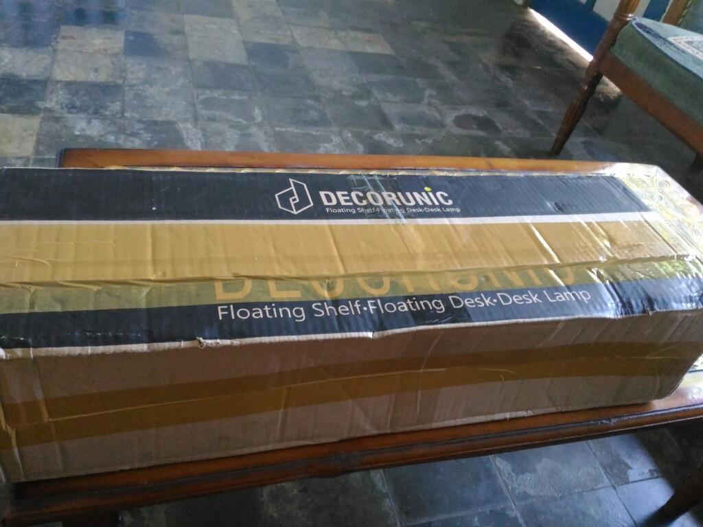 Set Rak Ambalan Dinding Minimalis 3 Pcs Uk 30 30 60 cm i