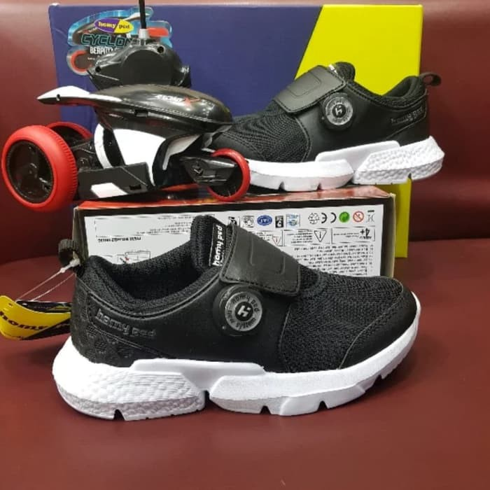 Sepatu Anak Homyped Berhadiah Motor Cyclone Terbaru 2020 Shopee