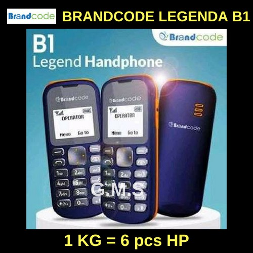 Hp Brancode B1 Legenda legend Hp Super murah 1sim monokrom harga promo cuci gudang sale | Shopee Indonesia