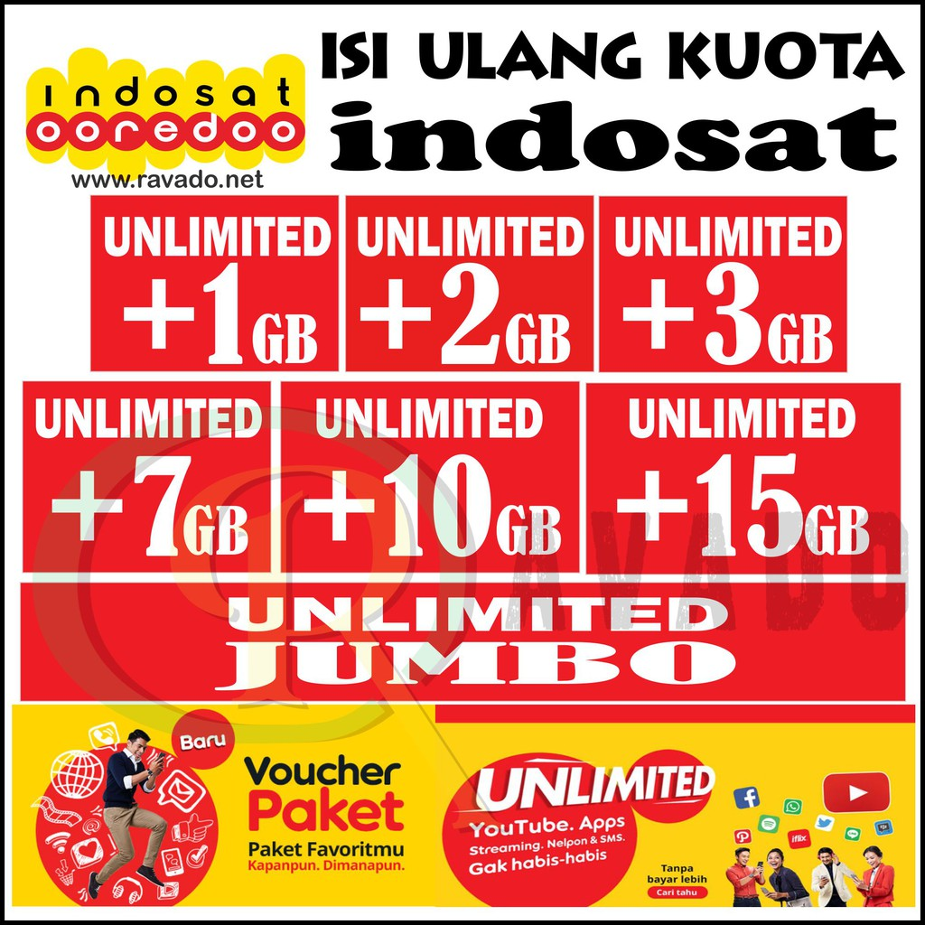 Indosat Voucher Internet 3gb Unlimited Aplikasi Shopee Indonesia Perdana Axis Aktif Pulsa 0 K