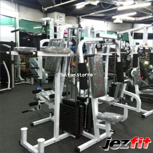 Alat Fitness Home Gym 4 Sisi Homegym Station Jezfit 097