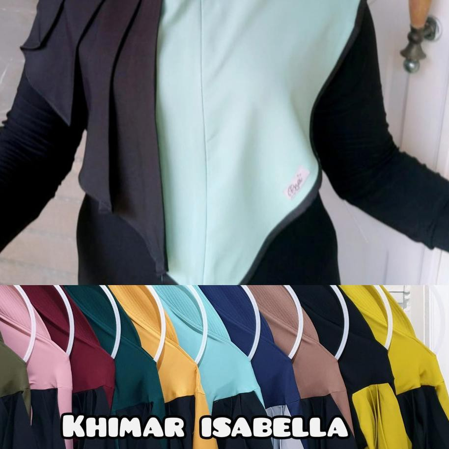 ✕« KHIMAR ISABELLA ORIGINAL PRODUCT BY IRNA GALLERY ♏