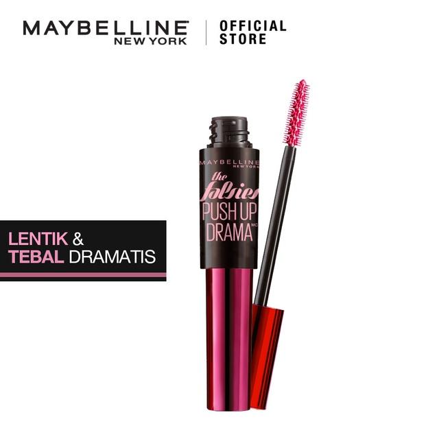 76bb83c124b Mascara maybelline push up drama | Shopee Indonesia