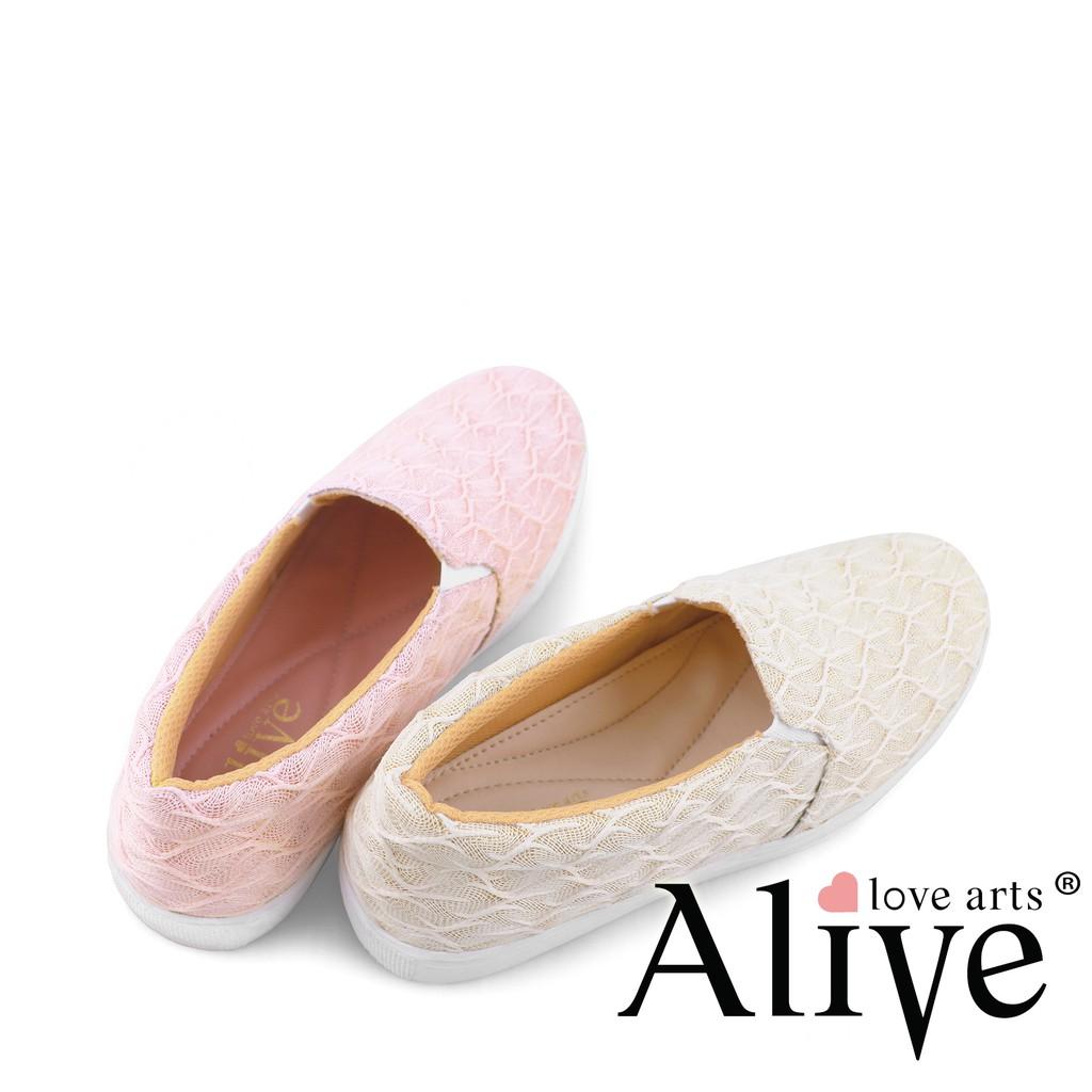 Alivelovearts Lullaby Sepatu Slip On Wanita