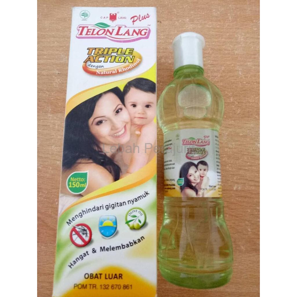 Cap Lang Minyak Telon Tripple Action 100ml Mtk011 Daftar Harga Heboh 3 Pack My Baby Plus 90 Ml Terlaris Caplang 150ml Triple Shopee Indonesia