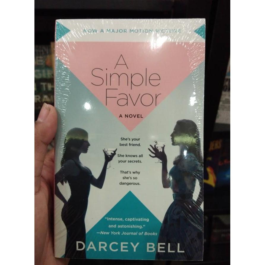 Buku A Simple Favor Shopee Indonesia
