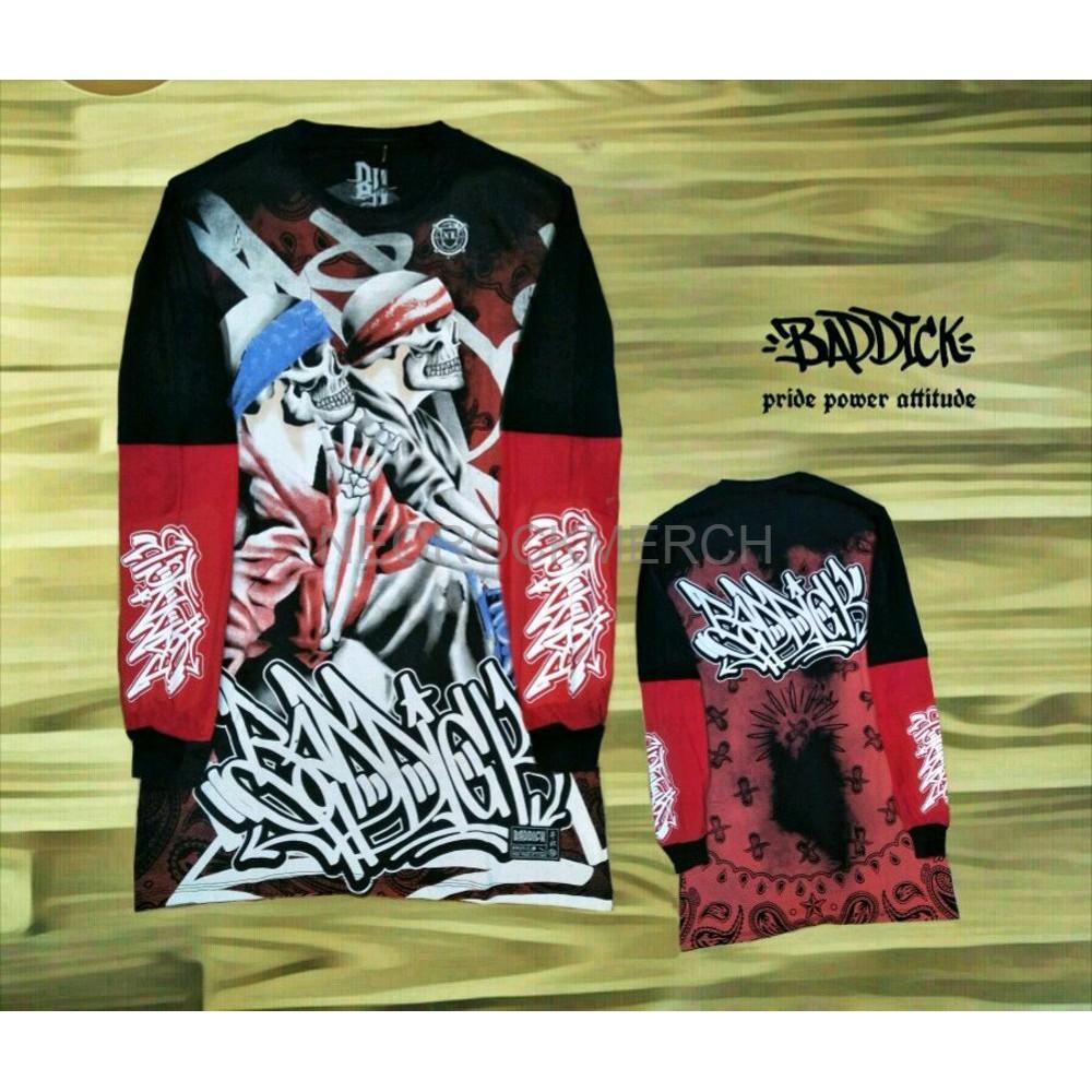 Kaos Distro Keren Motif Garis Salur Full Desain Murah Baju Oblong Cowok Print  Grosir Ecer Supplier 3d Tshirt Ter Hot Shopee Indonesia