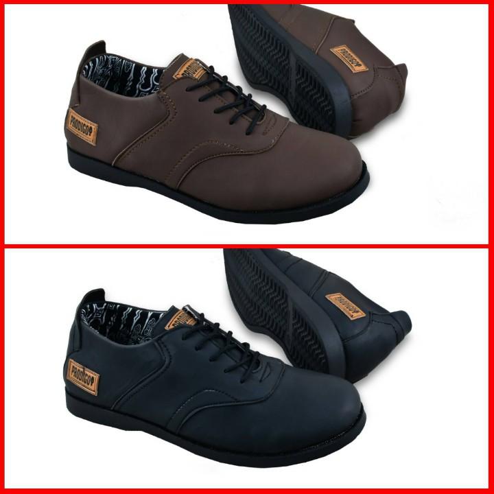 Sepatu Formal Pria Pakai Tali Pantofel Pantopel Kerja Kuliah Resmi