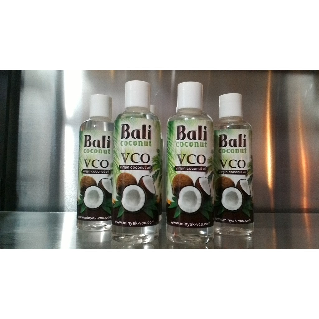Virgin Coconut Oil 1000ml Minyak Kelapa Murni Vco Shopee Indonesia Organic Organik Natura 500 Ml
