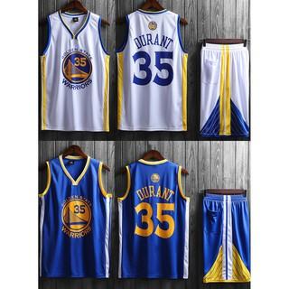 hot sales fee78 d143c Kaos Jersey Basket NBA Golden State Warriors No.35 Kevin ...