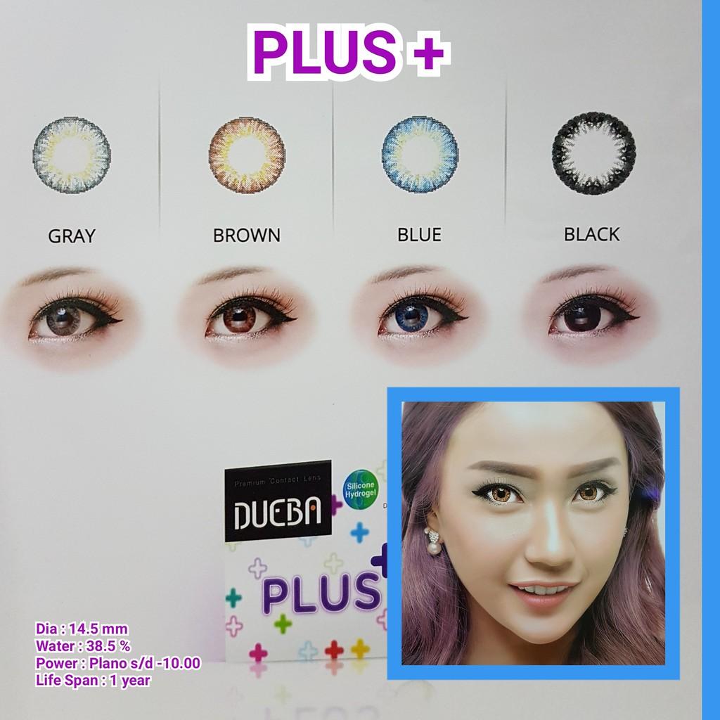 Softlens X2 Expressi Big Eyes Softlen Soflen Soflens Soflense Diva Contactlens Lens Murah Normal Minus Shopee Indonesia