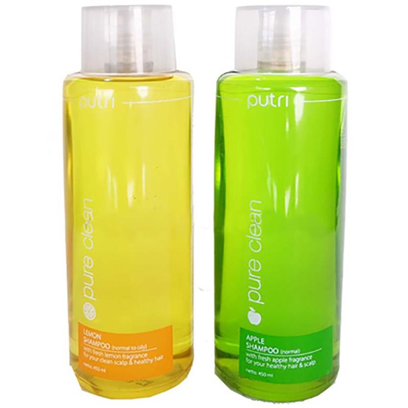 Putri Pure Clean Shampoo