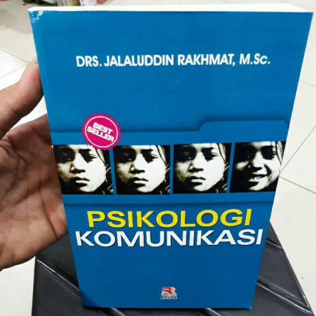 Download Ebook Psikologi Komunikasi Jalaluddin Rakhmat