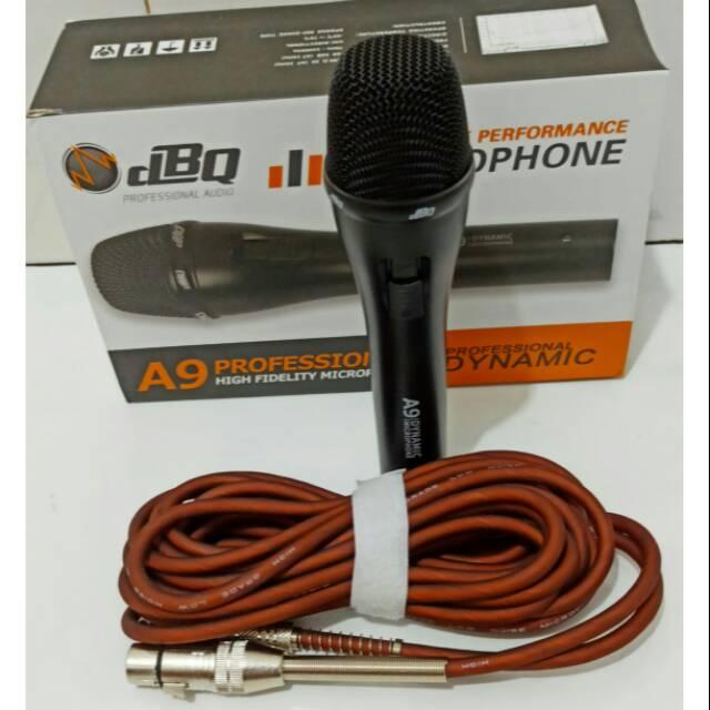 Microphone mik DBQ A9