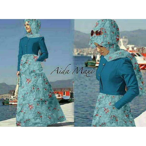 pakaian+wanita+blouse++dress+fashion+muslim - Temukan Harga dan