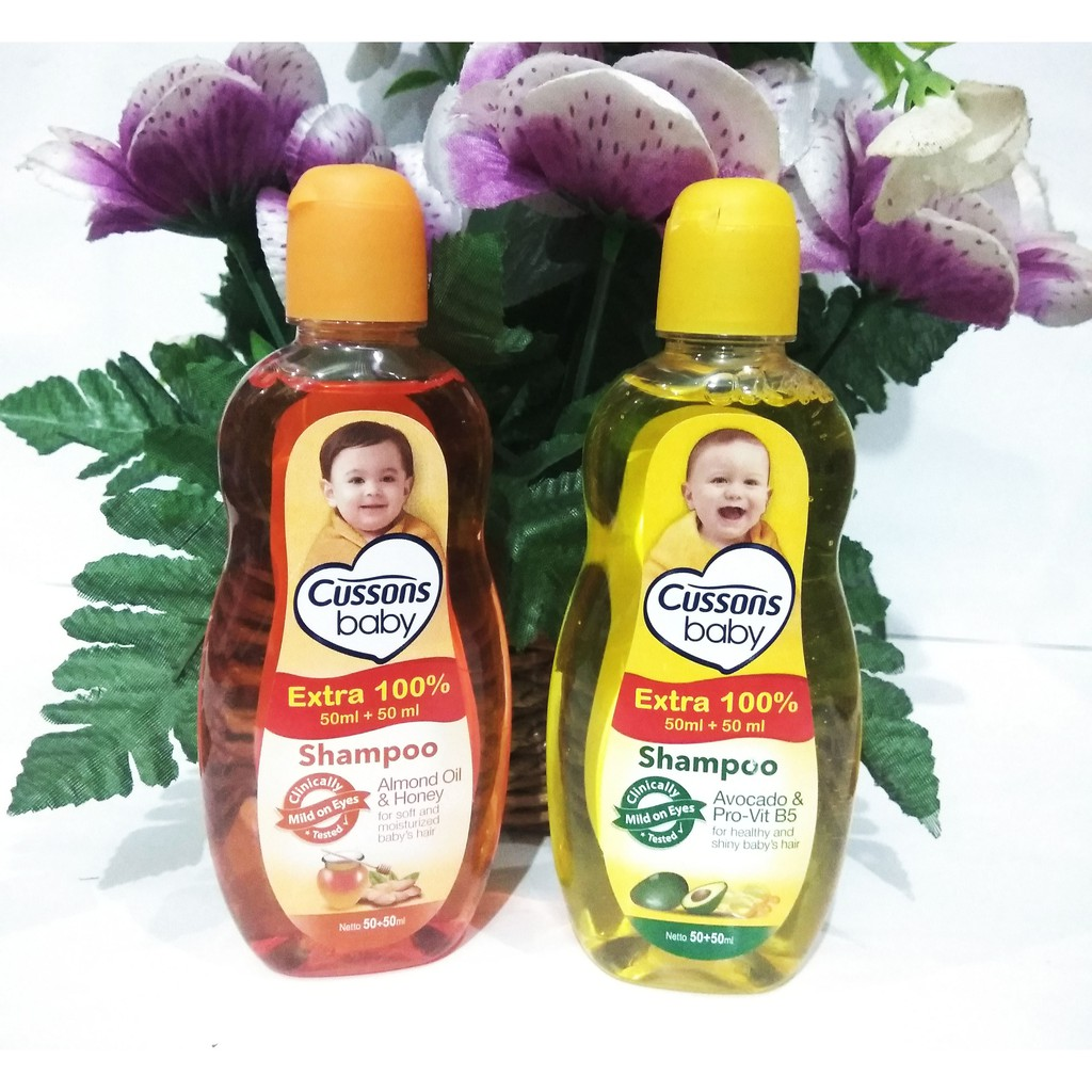 Cussons Baby Shampo Almond Oil N Honey 100 Ml 2 Pcs Daftar Harga Mild And Gentle 50 50ml Dapatkan Undefined Diskon Shopee Indonesia Source Shampoo