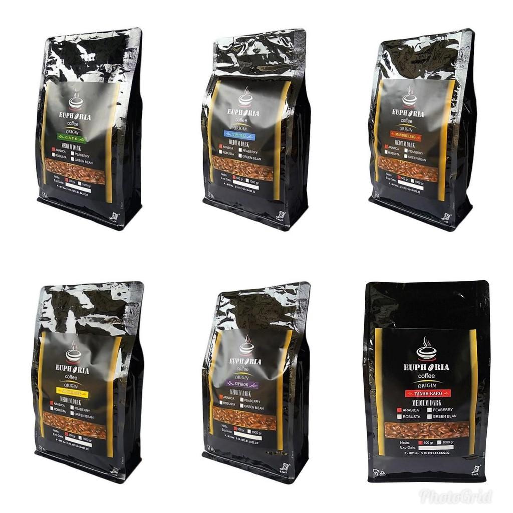 Otten Coffee Green Bean Kopi Arabica Kerinci Kayo Sungai Penuhhoney Penuh Natural Process 200g Biji Bubuk Mandheling