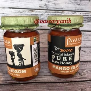Madu Javara Rasa Mangga / Javara Mango Raw Honey
