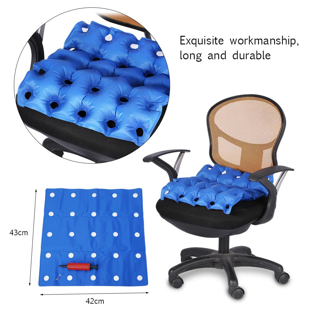 Inflatable Portable Seat Cushion Anti Bedsore Seat Cushion Shopee