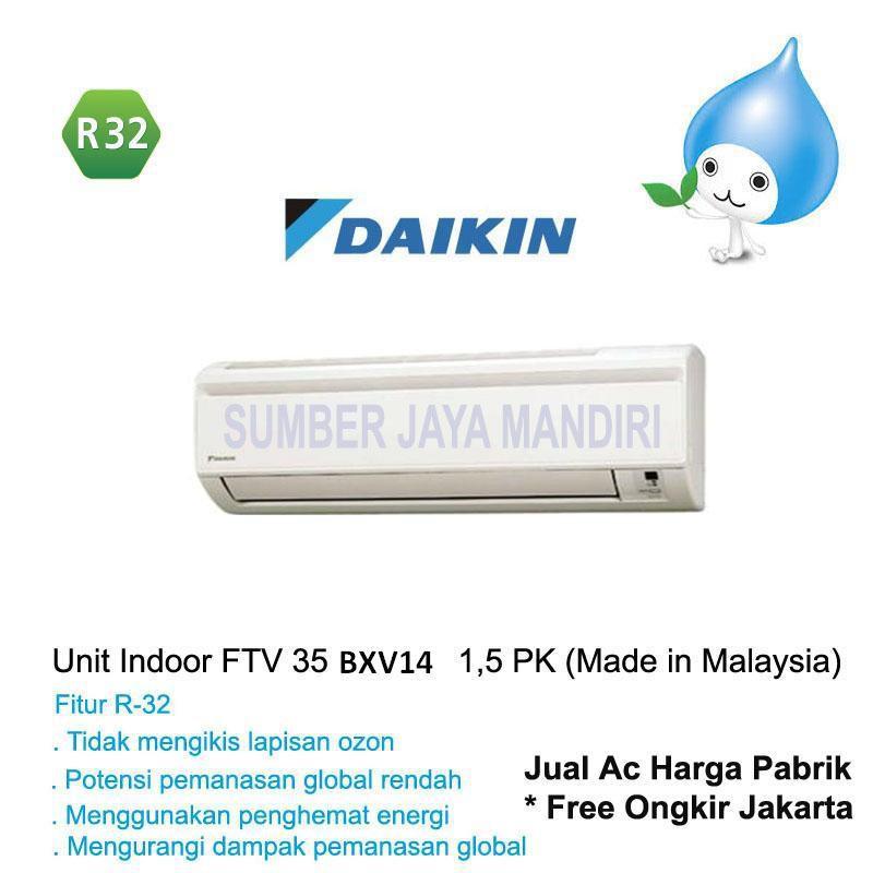 AC DAIKIN CEILLING CASSETE 2.5PK THAILAND FCNQ 21MV14 WIRELES   Shopee Indonesia