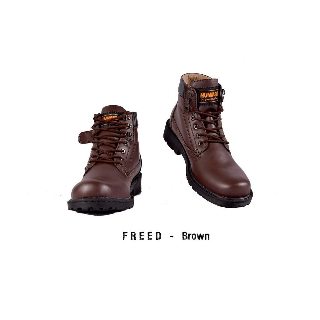 Sepatu Sneakers Boots Humm3r Balado Shopee Indonesia Semi
