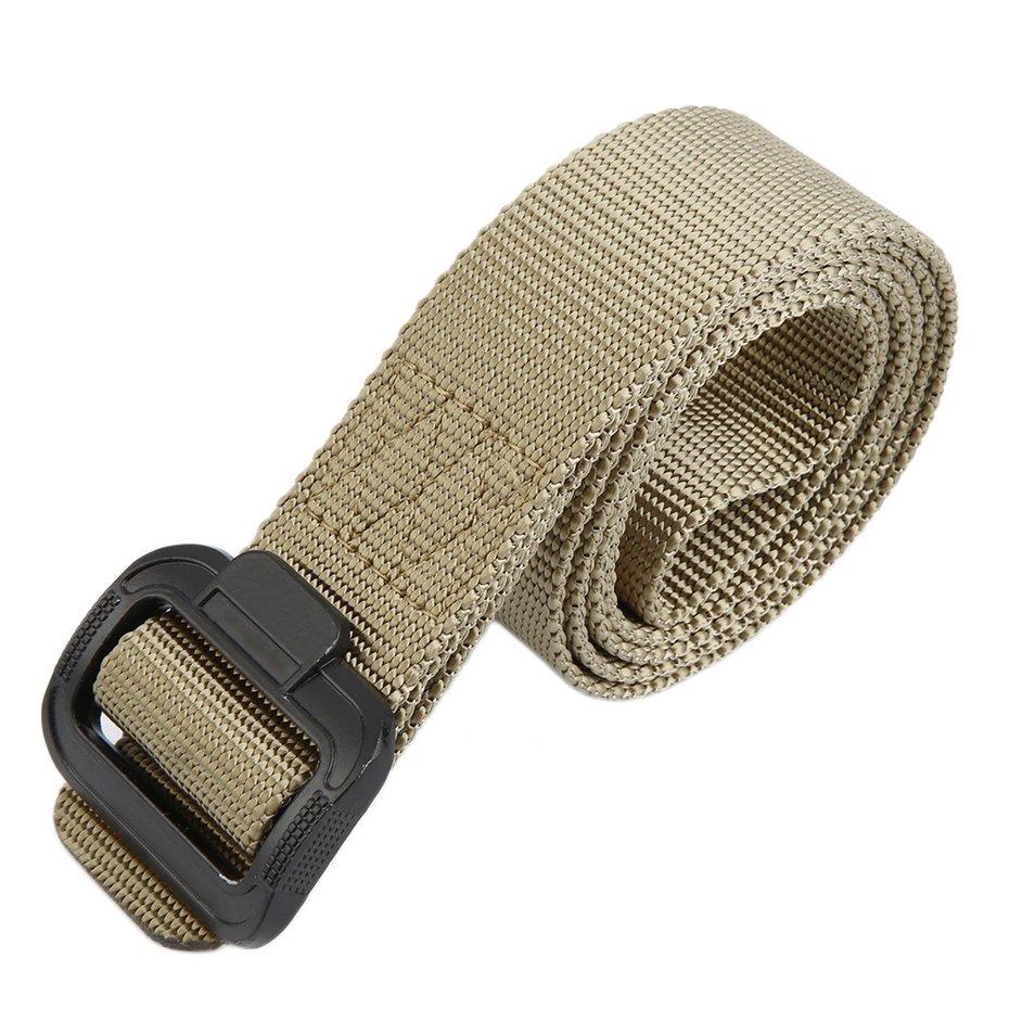Tactical Army Belt Military Trouser Webbing rigger Belt Combat Waist Belt