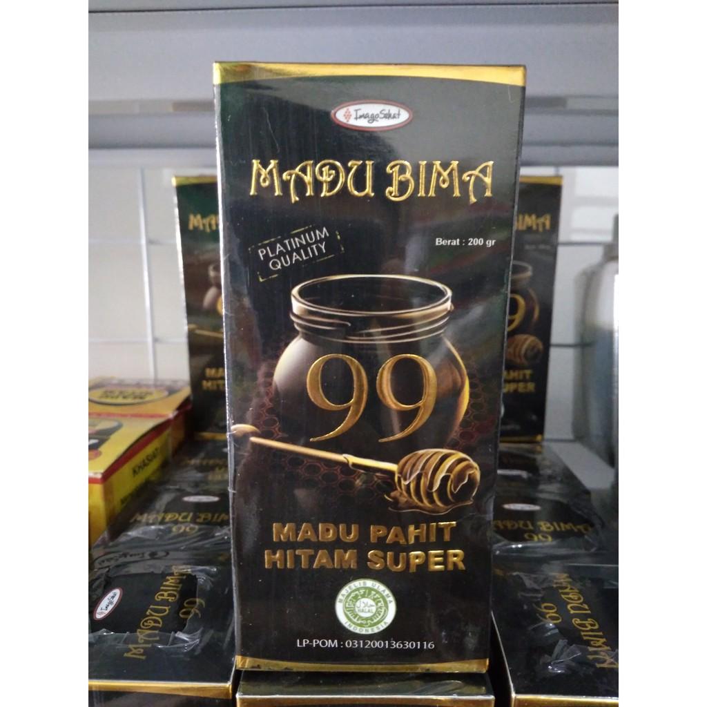 Madu Hitam Pahit Super Bima 200 Gram Spec Dan Daftar Harga Terbaru 99