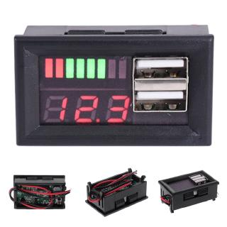 Lead Acid Battery >> Rs Lcd Indicator Car Battery Capacity Tester Lead Acid Monitor