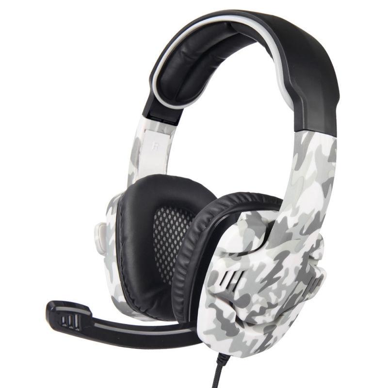 Headset Gaming dengan Microphone untuk PS4 / PC / Laptop / Xbox | Shopee Indonesia