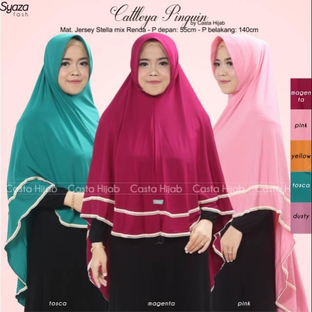 Jilbab kerudung hijab Annisa | Shopee Indonesia -. Source · Paket Parisku Hijab Pashmina Instant