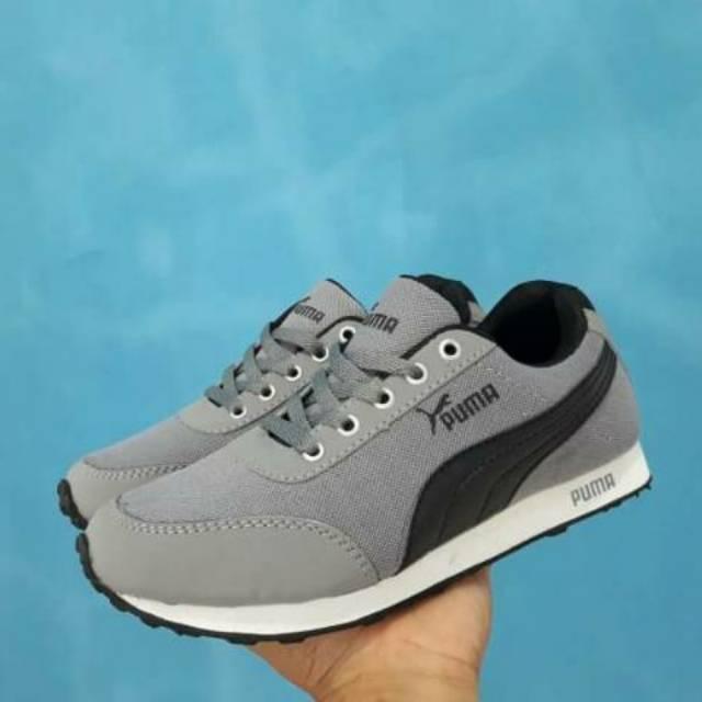 PUMA!!   Puma Joging  - JUal Sepatu Puma Murah Puma joging Murah Sepatu  Puma Sneakers Pria  6d56ad87fa
