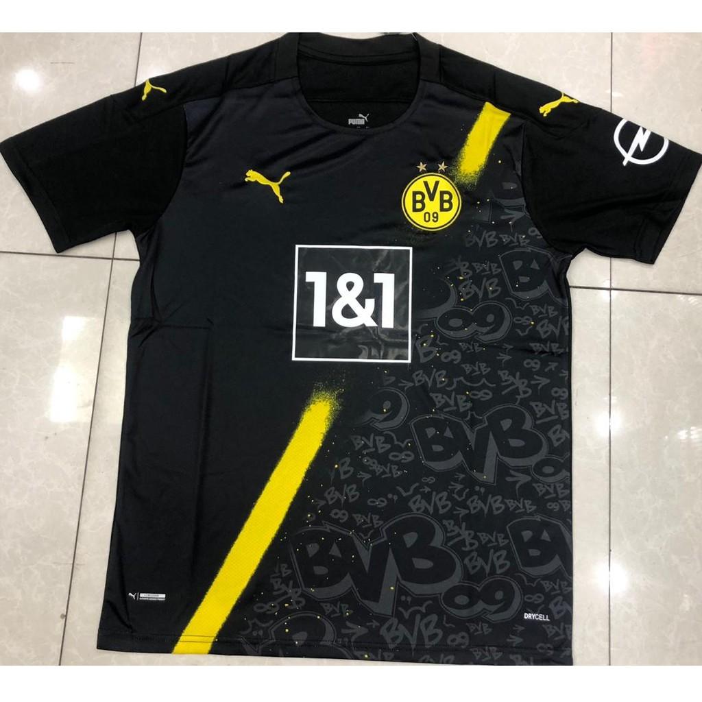 Jersey Dortmund Away 2020 21 Shopee Indonesia