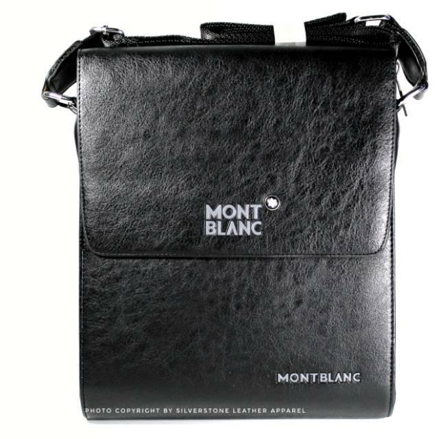 Tas Selempang Pria Kulit Premium Slempang Bag Ukuran Besar Santai Slempang  MB 29  1e8a9ce57e