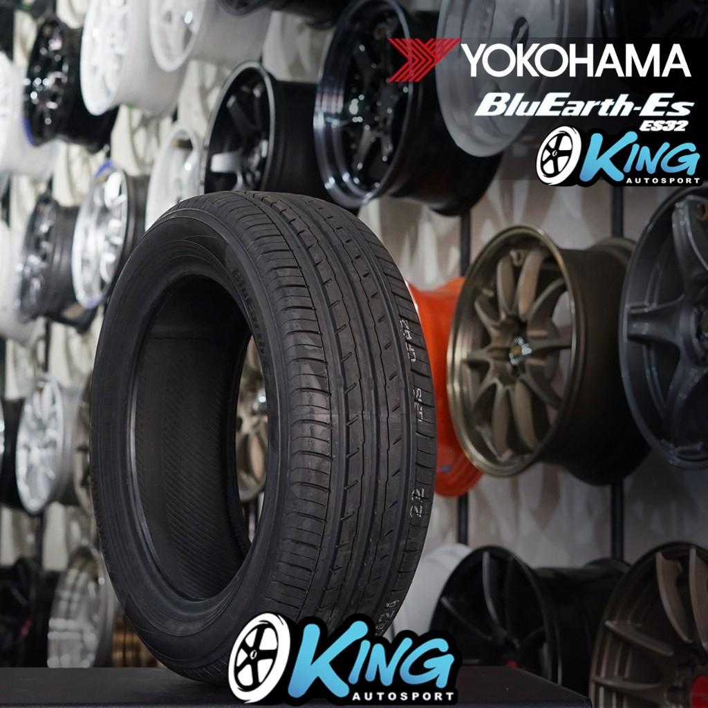 Ban Mobil Import Merk Yokohama Blueart Es32 Ukuran 195 55 R15 Shopee Indonesia