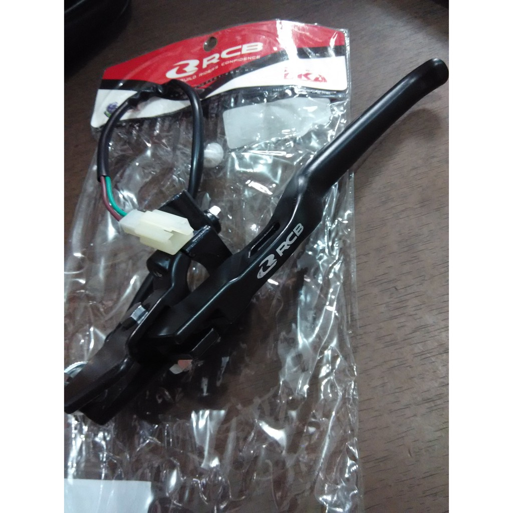 Hot Promo Handle Kopling Rem Set Racing Boy Rcb Kiri Fu Cb Vixion Bikers Nmax Limited Black Editionhandle Shopee Indonesia