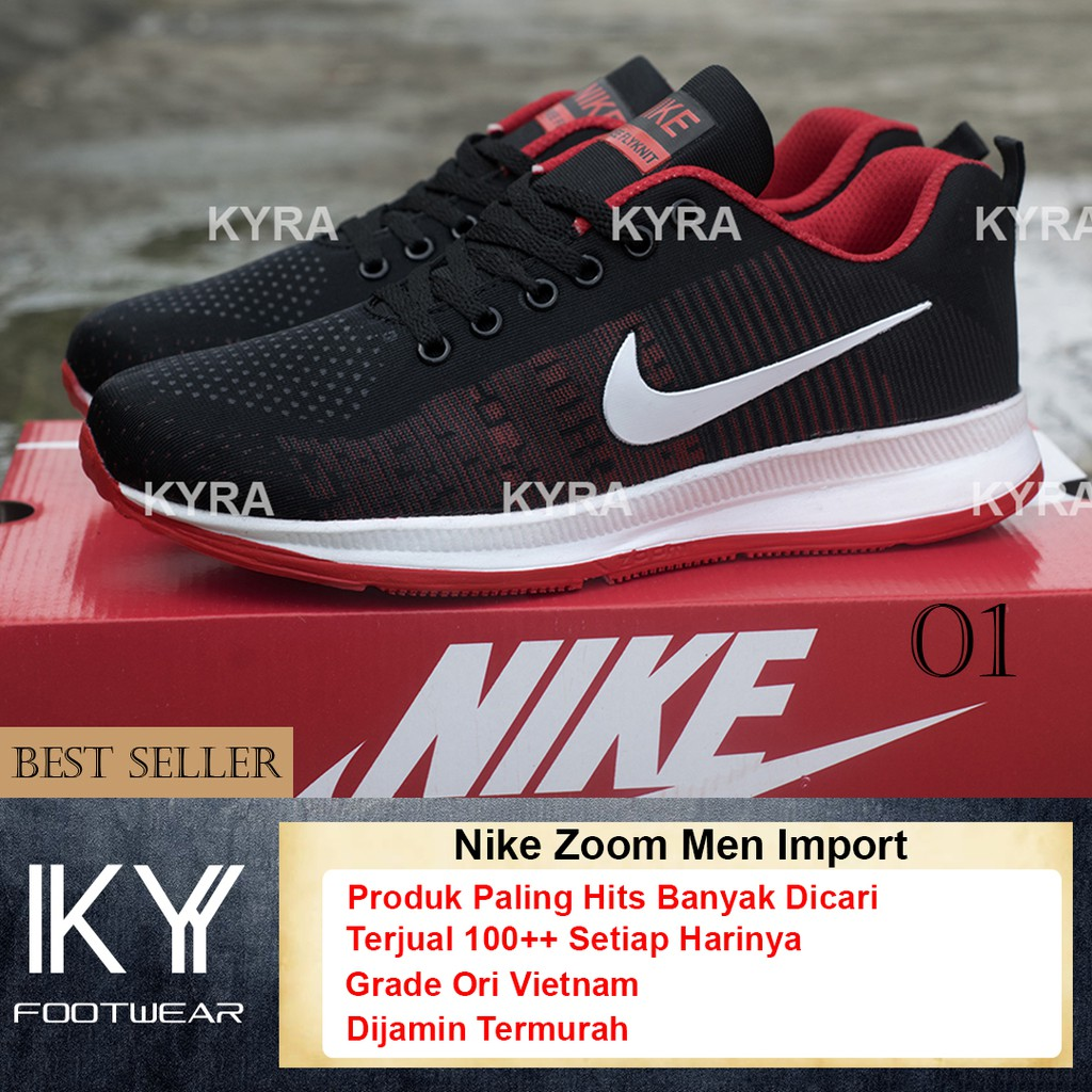 Sepatu Nike Zoom Men Made In Vietnam Grade Ori  b33c135ab3