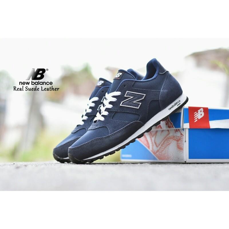 Sepatu Sport New Balance Classic Grade Ori Casual Pria - NB 02 ... 11a18fd53e