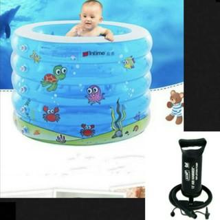 ... Ocean Star 5 Ring Plus Neckring Plus Pompa Source · 6989Qs. Source · JE - FREE POMPA Kolam Baby Spa BULAT Original Intime / INTIME Baby Spa / Kolam