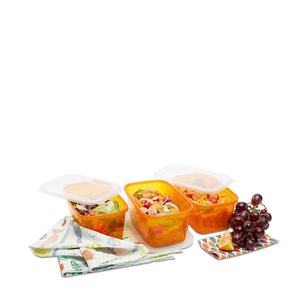 Set 4 Pcs Toples Snack Plastik Sunday Lorraine Storage X1279j1 1 Diskon Member Promo Termurah Shopee Indonesia