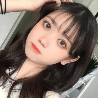 Bangs Clip hair Clip Thin Korean Cheap Korea Poni Palsu Poni Tipis Rambut Palsu Wig Tipis Korea Tidak Terlihat Tanpa Jejak 5